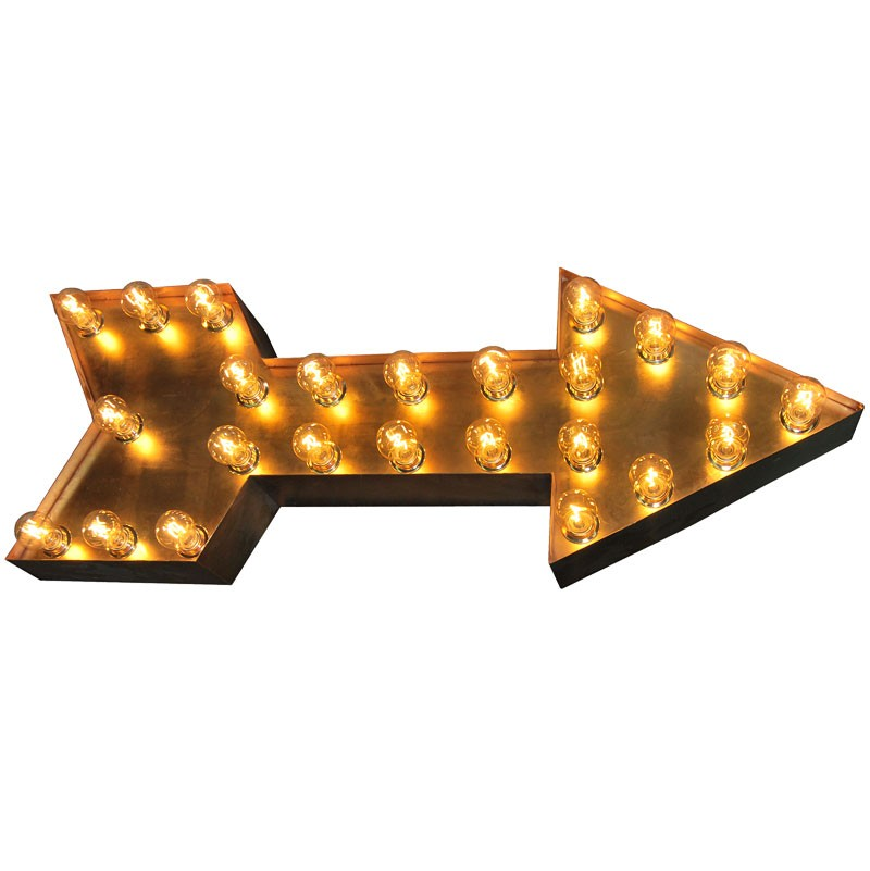 flecha-luminosa-iluminada-bombillas-metal-laton-letras-carteles-luminosos-tiendas-1