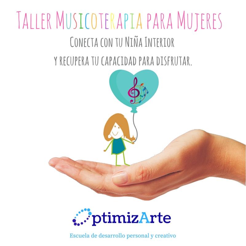 Taller Musicoterapia para Mujeres