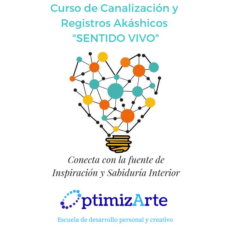 Curso de Canalización _SENTIDO VIVO_