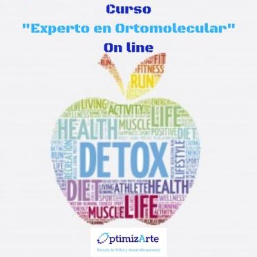 Curso _Experto en Ortomolecular_On line